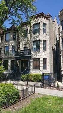 3713 N Sheffield Unit 3, Chicago, IL 60613 Lakeview