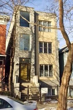 1624 N Bell Unit B, Chicago, IL 60647 Bucktown