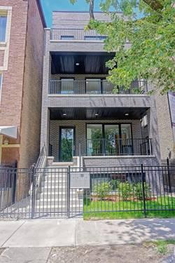 1822 W Rice Unit 2, Chicago, IL 60622 East Village