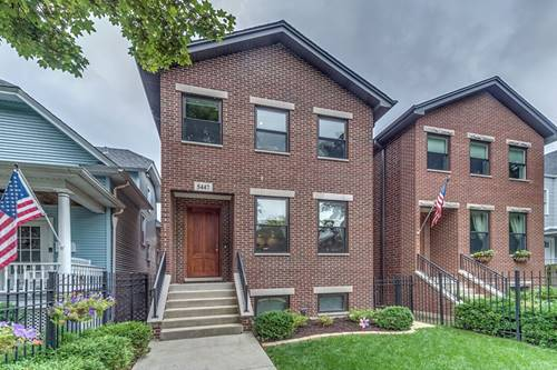 5447 W Leland, Chicago, IL 60630 Jefferson Park