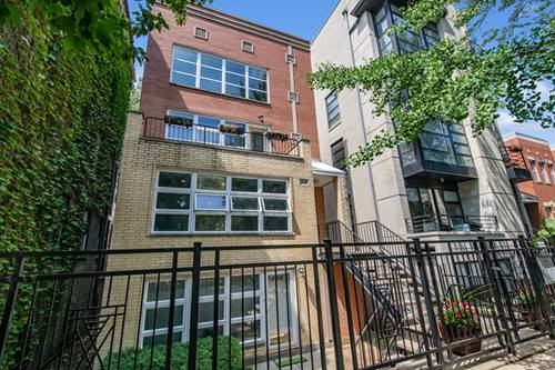 1438 N Mohawk Unit A, Chicago, IL 60610 Old Town