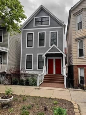 2249 W Melrose Unit 2, Chicago, IL 60618 Roscoe Village