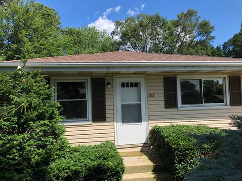 1316 Monroe, Lake In The Hills, IL 60156
