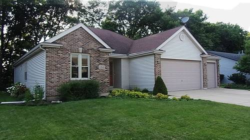 1341 Coral Berry, Yorkville, IL 60560