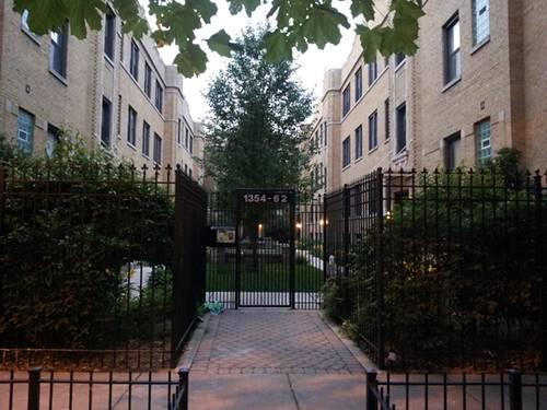 1356 W Estes Unit 1N, Chicago, IL 60626 Rogers Park