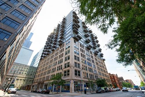 565 W Quincy Unit 617, Chicago, IL 60661 The Loop