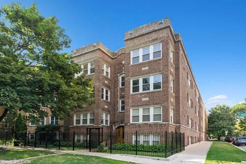 2223 W Highland Unit 3E, Chicago, IL 60659 West Ridge