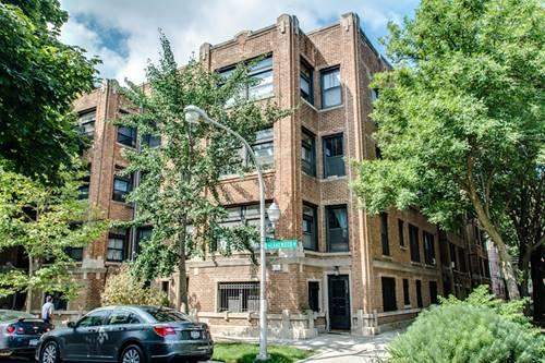 6834 N Lakewood Unit 2, Chicago, IL 60626 Rogers Park