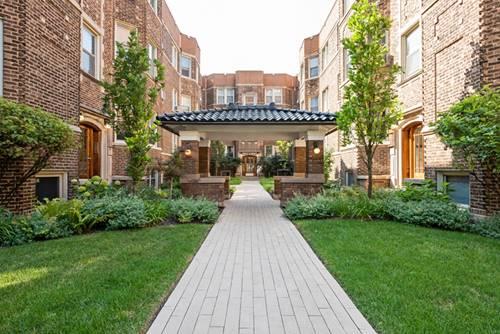 541 W Addison Unit 3S, Chicago, IL 60613 Lakeview