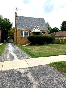 924 Courtland, Park Ridge, IL 60068
