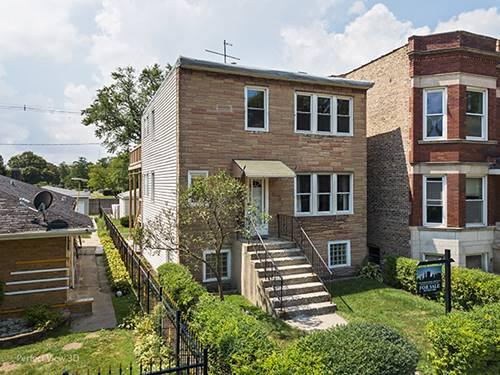 7020 S Woodlawn, Chicago, IL 60637 Grand Crossing