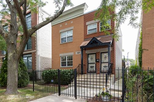 127 S Bell, Chicago, IL 60612 Near West Side