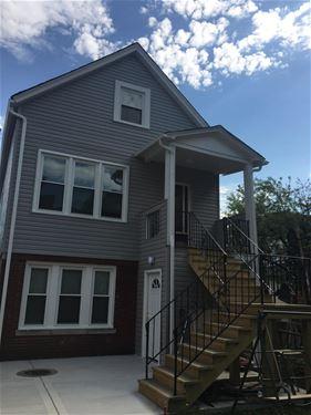 3633 W Wolfram Unit HOUSE, Chicago, IL 60618 Avondale