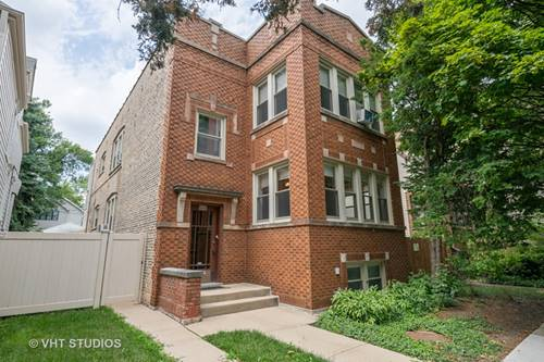 4046 N Whipple Unit 1, Chicago, IL 60618 Irving Park