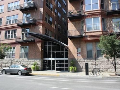 500 S Clinton Unit 524, Chicago, IL 60607 South Loop