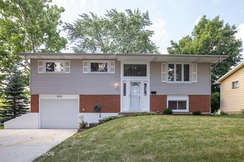 335 W Newport, Hoffman Estates, IL 60169