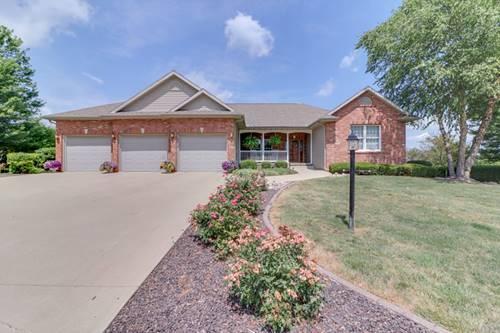 12 Cloverhill, Bloomington, IL 61705