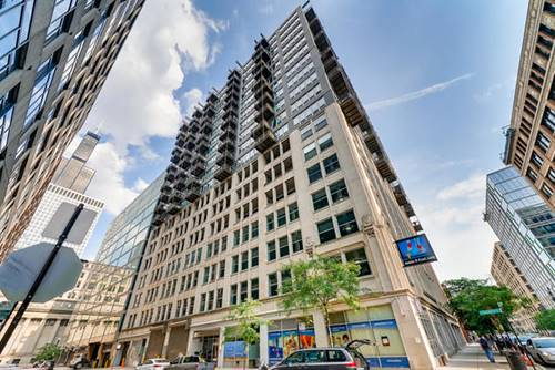 565 W Quincy Unit 504, Chicago, IL 60661 The Loop
