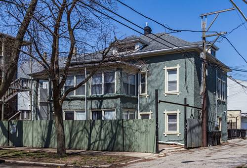 4050 W Cortland, Chicago, IL 60639 Hermosa