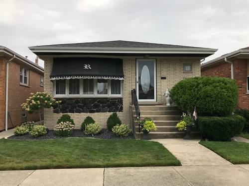 5751 S Rutherford, Chicago, IL 60638 Garfield Ridge