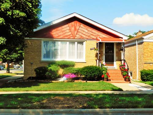 4958 S Knox, Chicago, IL 60632 Archer Heights