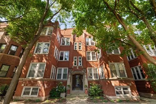1532 W Rosemont Unit 1E, Chicago, IL 60660 Edgewater
