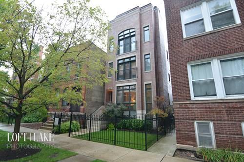 1626 N Oakley Unit 2, Chicago, IL 60647 Bucktown