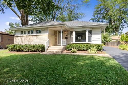 665 E Clarendon, Arlington Heights, IL 60004