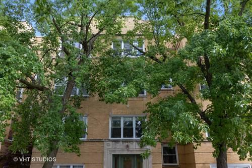 3114 W Cullom Unit 3, Chicago, IL 60618 Irving Park