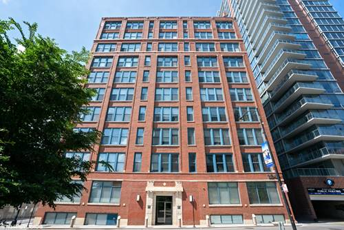 124 W Polk Unit 206, Chicago, IL 60605 South Loop