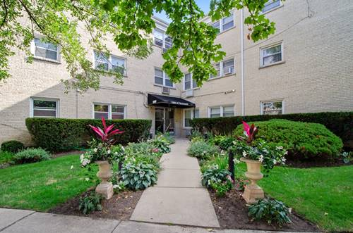 1440 W Sherwin Unit 104, Chicago, IL 60626 Rogers Park