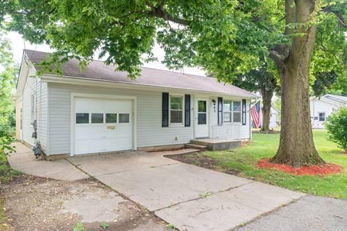 483 N River, Montgomery, IL 60538