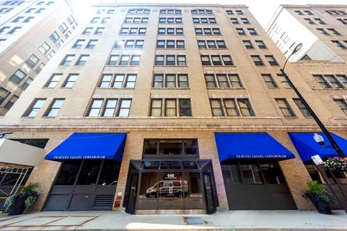 640 S Federal Unit 506, Chicago, IL 60605 South Loop