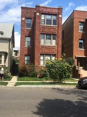 3010 W Wilson, Chicago, IL 60625 Albany Park