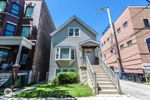 3542 N Hoyne Unit 1, Chicago, IL 60618 Roscoe Village