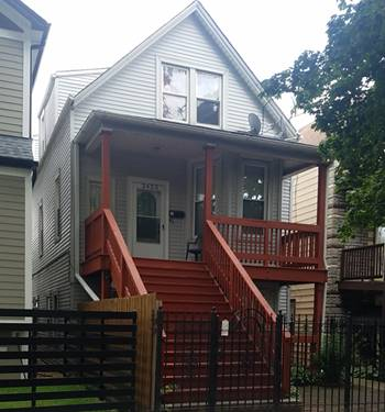 2425 N Lawndale, Chicago, IL 60647 Logan Square