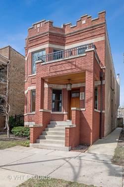 1728 W Winnemac, Chicago, IL 60640 Ravenswood