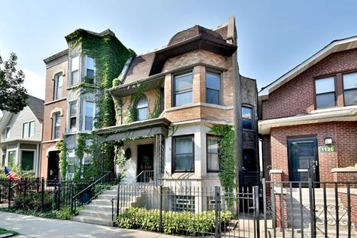 1128 W Addison, Chicago, IL 60613 Lakeview