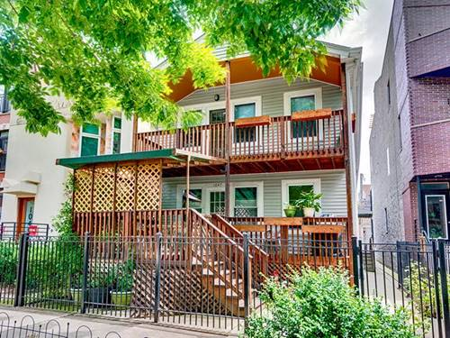 1047 N Winchester Unit 2R, Chicago, IL 60622 East Village