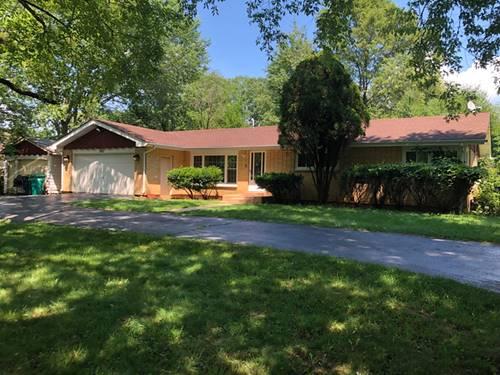 8921 S Maple, Burr Ridge, IL 60527