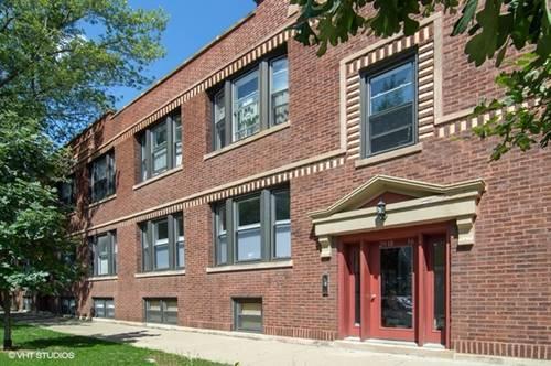 2916 W Berteau Unit 1, Chicago, IL 60618 Irving Park