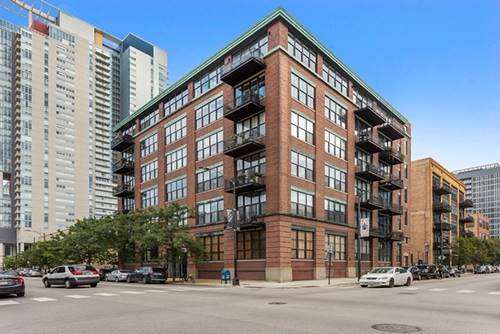 817 W Washington Unit 607, Chicago, IL 60607 West Loop