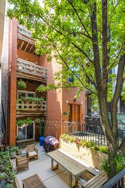 1406 N Greenview Unit 3, Chicago, IL 60622 Rogers Park