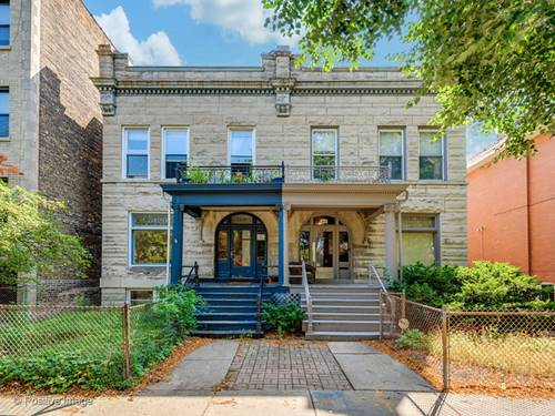 3639 N Greenview Unit 1, Chicago, IL 60613 Lakeview
