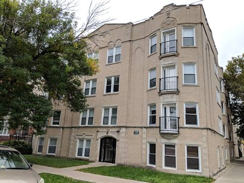 6456 N Fairfield Unit 3, Chicago, IL 60645 West Ridge