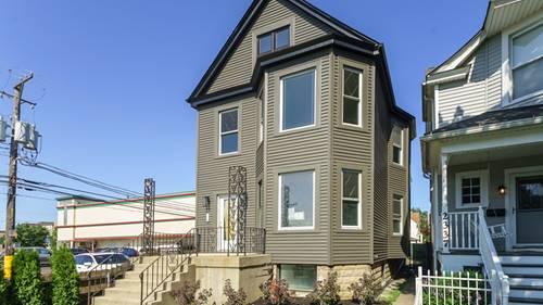 2341 N Monticello Unit 2, Chicago, IL 60647 Logan Square