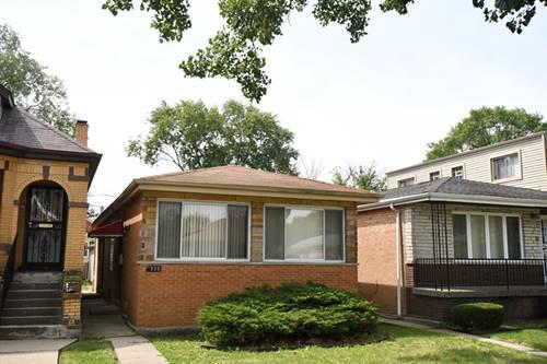 325 W 102nd, Chicago, IL 60628 Fernwood
