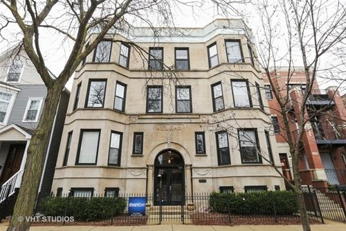 3736 N Clifton Unit 1, Chicago, IL 60613 Lakeview