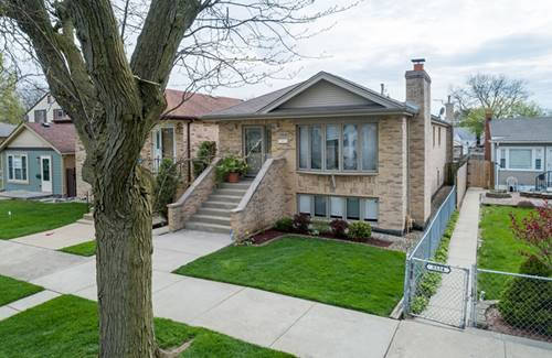 3332 N Opal, Chicago, IL 60634 Belmont Heights