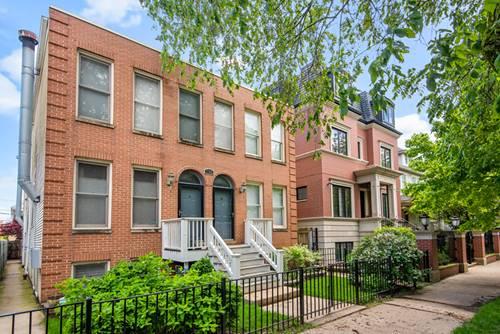 3543 N Bosworth Unit C, Chicago, IL 60657 West Lakeview